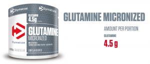 Dymatize l-glutamine